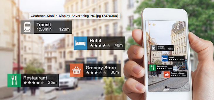 Geofencing Advertising for Location-Based Marketing