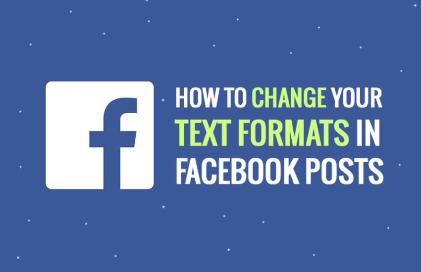 How To Format Facebook Posts